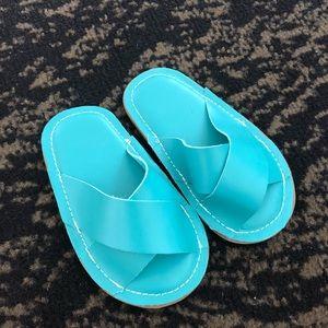 brand new never worn toddler girl sandal 13.5cm